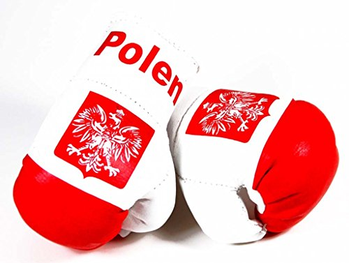 Doktor Hardstuff Mini Boxhandschuhe - Polen