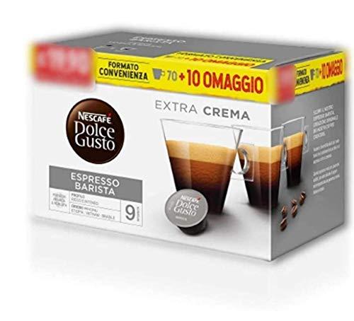 Caffe' Nescafe' Dolce Gusto Espresso Barista 240 capsule