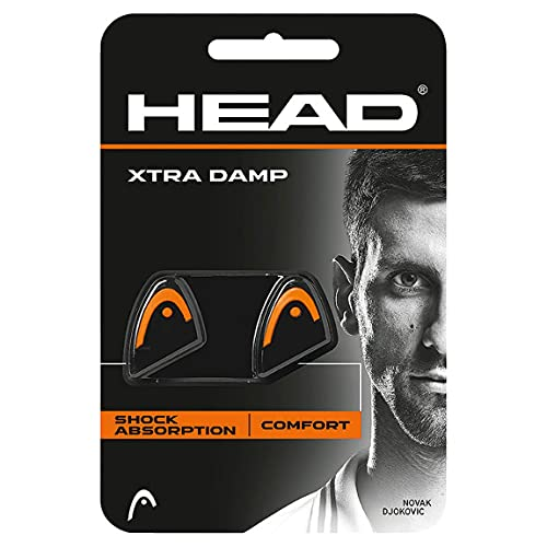 Head Xtra Dampener (Black/Orange)