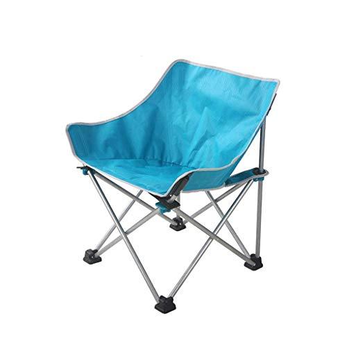 YLCJ Outdoor Waterside Beach Portable Folding Low Chair