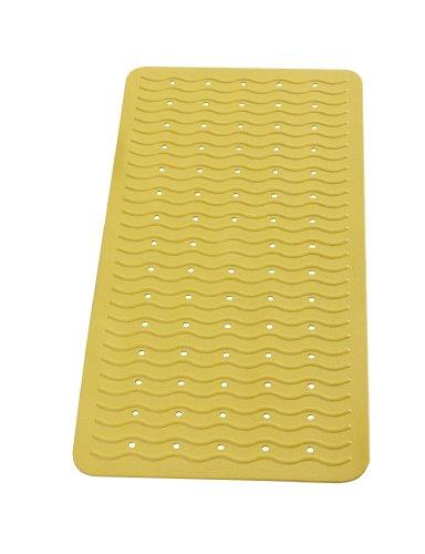 Ridder 683040-350 Badewanneneinlage 38 x 80 cm Playa, neon-gelb