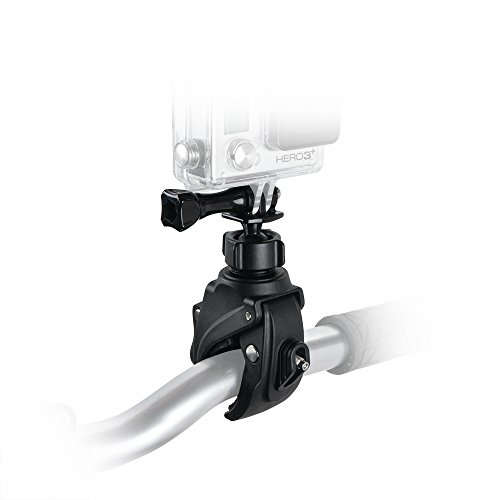 SCOSCHE BMGP CAMKLAMP Bike, Motorcycle, ATV or UTV Action Camera Mount with ¼? Screw Adapter for use with GoPro, iON or DSLR Camera?s