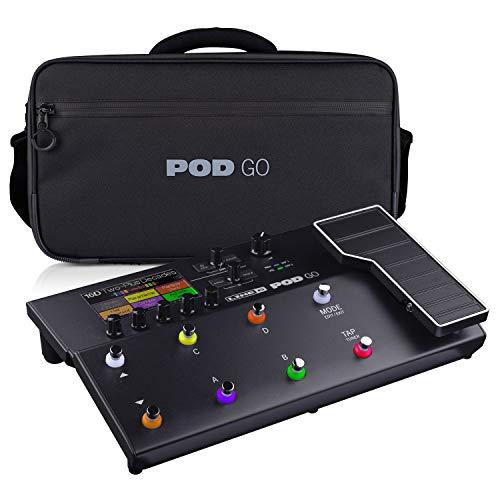 Line 6 POD GO Guitar Multi-Effects Processor, Line 6 POD Go Shoulder Bag Bundle