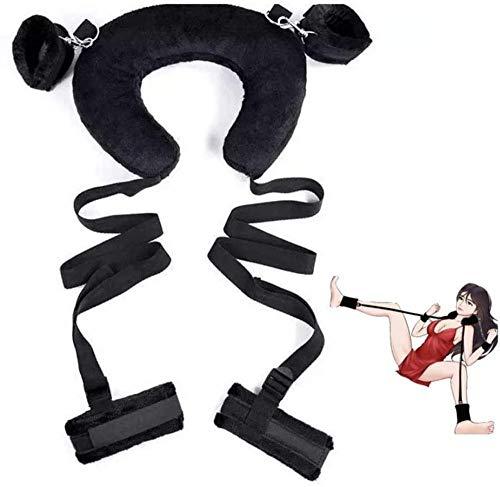 Erotikspiele Neuer Plüsch erhöht das sexuelle Glück, das speziell im Nylon-Kit für Anfänger und erfahrene Personen enthalten ist