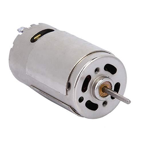 Motor, con imán de metal 7.2 V - 8,4 V 46.5 * 27.5mm Kit de motores para control remoto de automóviles