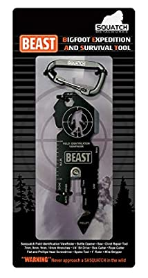 BEAST (Bigfoot Expedition and Survival Tool) Multi-Tool & Bottle Opener