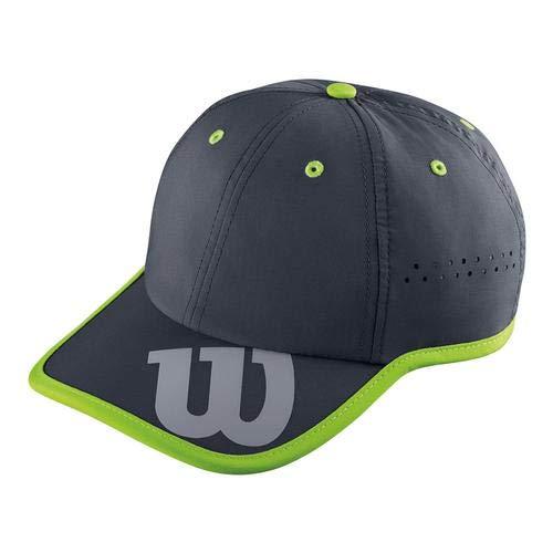 Wilson Erwachsene Kappe Baseball Hat Co Coal OSFA - 4