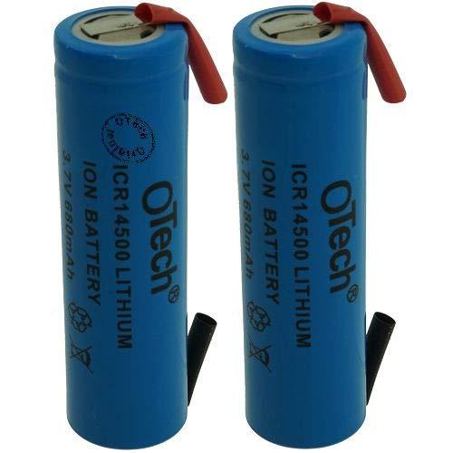 Otech Batterie/akku kompatibel für Philips HX6932