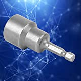 Enchufe hexagonal hexagonal, adaptador de broca 65 mm pernos tipo llave de zócalo con acero de herramienta