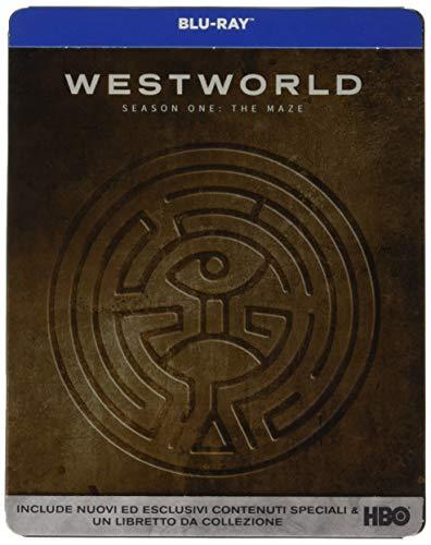 Westworld - Stagione 01 - Il Labirinto (3 Blu-Ray Steelbook)