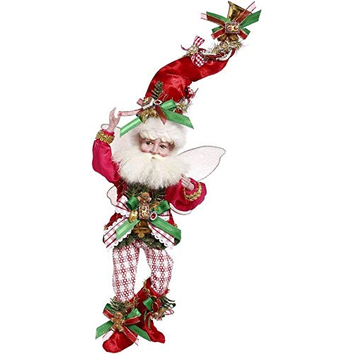 Mark Roberts 2020 Limited Edition Collection Christmas Morning Fairy Figurine, Small 9.5'' - Deluxe Christmas Decor and Collectible