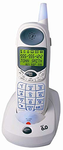 Northwestern Bell Increased Clarity, Big Button Cordless Phone
