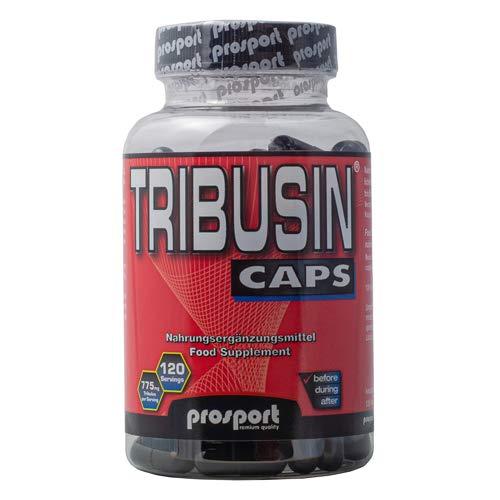 Prosport TRIBUSIN ® 120 Kapseln /110,4g Dose, Tribulus Terrestris Extrakt