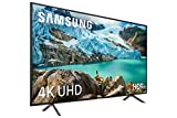 Samsung 55RU7105 - Smart TV 2019 de 55' con Resolución 4K UHD, Ultra Dimming, HDR (HDR10+), Procesador 4K, One Remote Experience, Apple TV y Compatible con Alexa