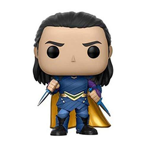 GYH Modelo - Funko 13767-PX-1U4 Marvel Heroes Pop Bobble Thor Ragnarok: Loki (#) (Color : A)