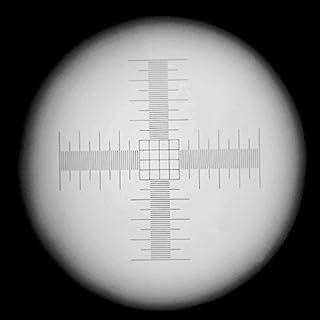 DIV0.01 20mm顕微鏡接眼ミクロメーター マイクロスケール