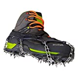 Salewa Mtn Spike Ramponi, Unisex adulto, Black Night, L