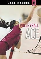 Volleyball Ace (Jake Maddox Jv Girls)