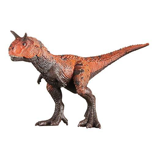 QIEZI 14586 - Figura de dinosaurio realista de 28,2 cm (28,2 cm)