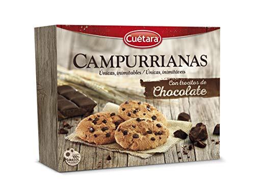 Cuétara Campurrianas con Pepitas de Chocolate, 450g