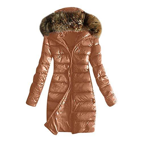 Winter Vrouwen Skiën Jassen Mode Dikke Warm Grote Bont Hooded Slanke Jas Effen Vrouwelijke Jas voor Winter Warm