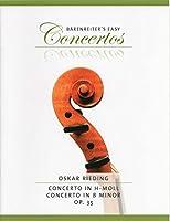 リーディング: バイオリン協奏曲 ロ短調 Op.35/ベーレンライター社/バイオリンとピアノ