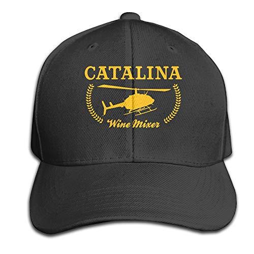Catalina Wine Mixer Men Baseball Hat Trucker Hat Dad Cap Plain Cap
