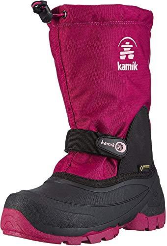Kamik WATERBUG5G, Unisex-Kinder Schneestiefel, Pink