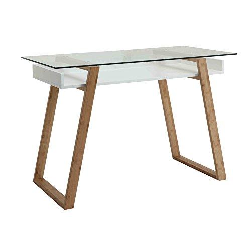 Convenience Concepts Oslo Sundance Desk, White