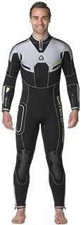 Waterproof W4 7mm Men's Back Zip Full Wetsuit by Waterproof