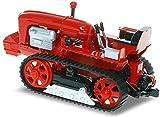LSZ Regalo Colección cognitiva uno y dieciocho minutos de fundición a presión de vehículos de ingeniería aleación del coche de juguete de metal sobre orugas tractor agrícola simulación modelo de la mu