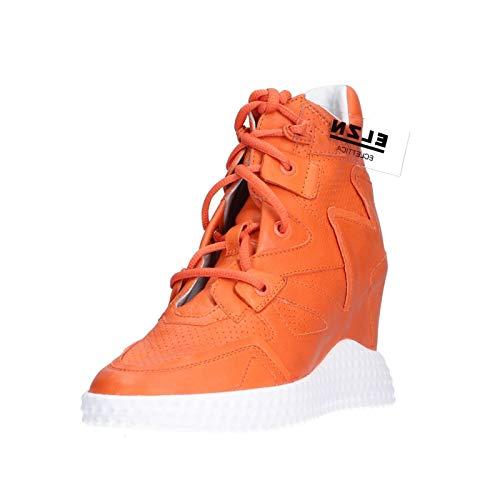 ELVIO ZANON ELZFRIARA EL7401 - Zapatillas deportivas para mujer Naranja Size: 39 EU