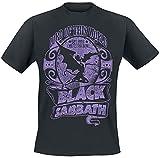 Black Sabbath Lord of This World Hombre Camiseta Negro XL, 100% algodón, Regular