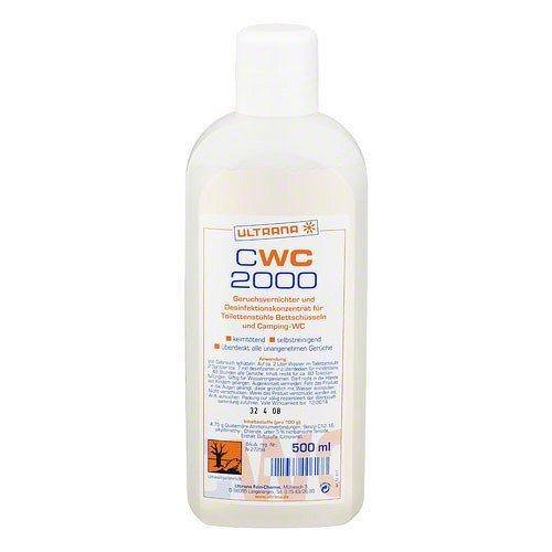 CWC 2000 Geruchsvernichter m 500 ml Flüssigkeit by 3M