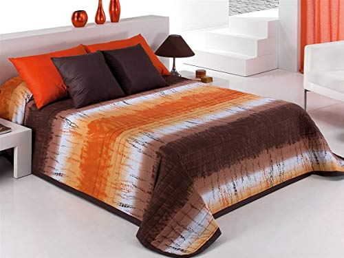 LaNovenaNube - Confortino LOICA Cama 135 - Color Naranja