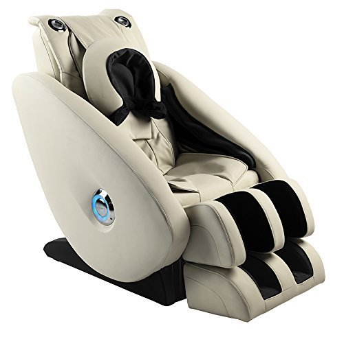 Tecnovita Poltrona per Massaggio Scala. Modello Top Class con più di 40 airbags e Terapia Musicale