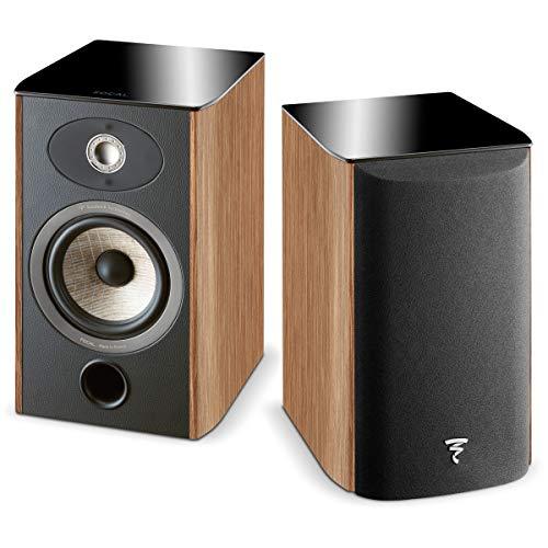 Focal Aria 906 Bookshielf Speaker - Prime Walnut (Pair)