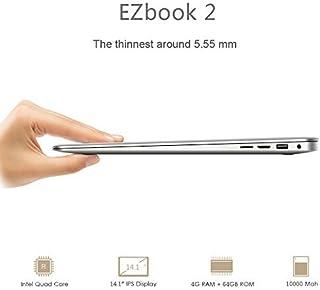 Jumper EZBook 2Notebook–Windows 10, 14&