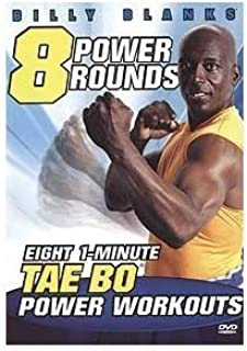 Billy Blanks 8 Power Rounds: Eight 1-Minute Tae Bo Power Workouts by GoodTimes