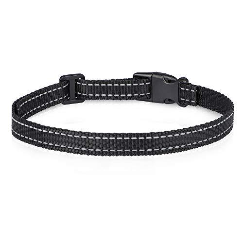Pumila Dog Bark Collar Replacement Strap Nylon Belt, Extra Straps for Anti Barking Collar, Dog Shock Training Collar - for Small to Medium Dog Collars