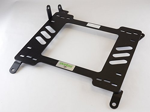 1976-1989 Passenger Seat Bracket for MOMO // NRG // Sparco // Recaro // Bride // OMP - Part # SB091PA Planted BMW E24 6 Series