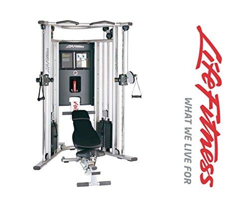 Life fitness G7 multi station - mehg - fitness station con banco de pesas
