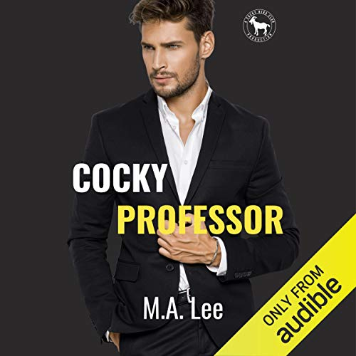 Cocky Professor Audiobook By M.A. Lee, Hero Club cover art