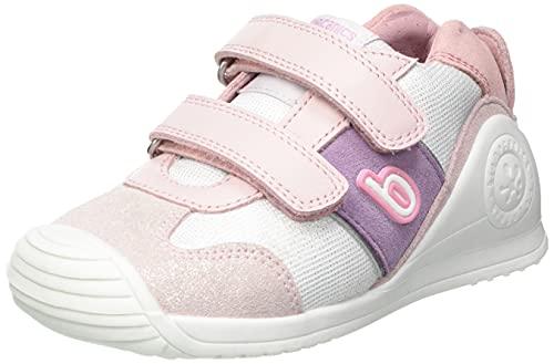 Biomecanics 212123-B, Zapatillas para Bebés, Dalia Y Multi (Sauvage Y Pique), 22 EU