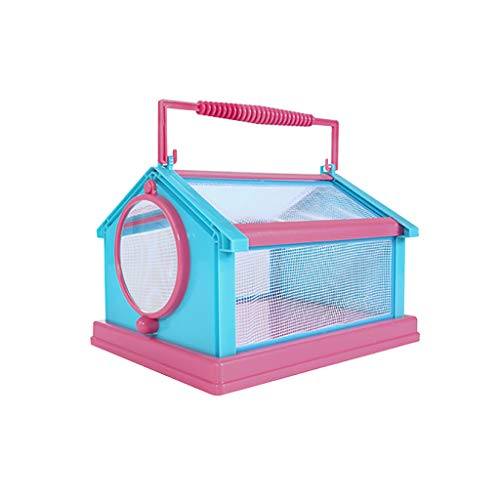 Bug Capture Cage Back Yard Insect Cage Bug House Scientific Experiment DIY Toys Toys and Hobbies Education Toys Christmas for Faclot