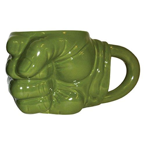 Vandor Marvel Hulk Faust Suppe Kaffeetasse aus Keramik, 10,9 x 16,3 cm