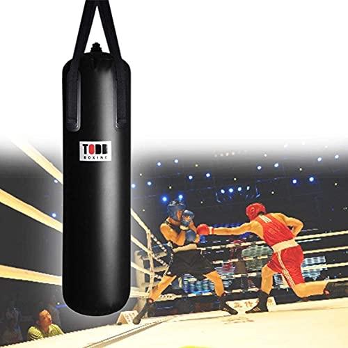 WXFCAS Bolso pesado de agua, Bolsa de perforación de agua for el boxeo for el hogar Boxeo de boxeo Colgando Bolsa de perforación Fortalecer el superávit muscular for entrenar Ejercicio Fitness y depor