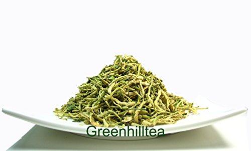 Greenhilltea Premium Dried Rose Buds Rosebud Flower Herb Loose Leaf Tea Fragrant Natural Healthy Herbal Tea 3 OZ