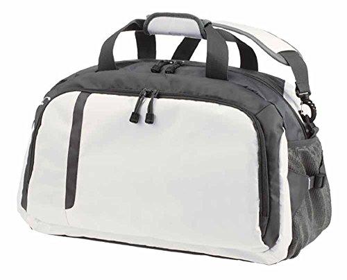 HALFAR - sac de sport - sac de voyage - 1806695 (Blanc)