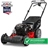 Snapper 21' Self Propelled Gas Mower with Side Discharge, Mulching,...